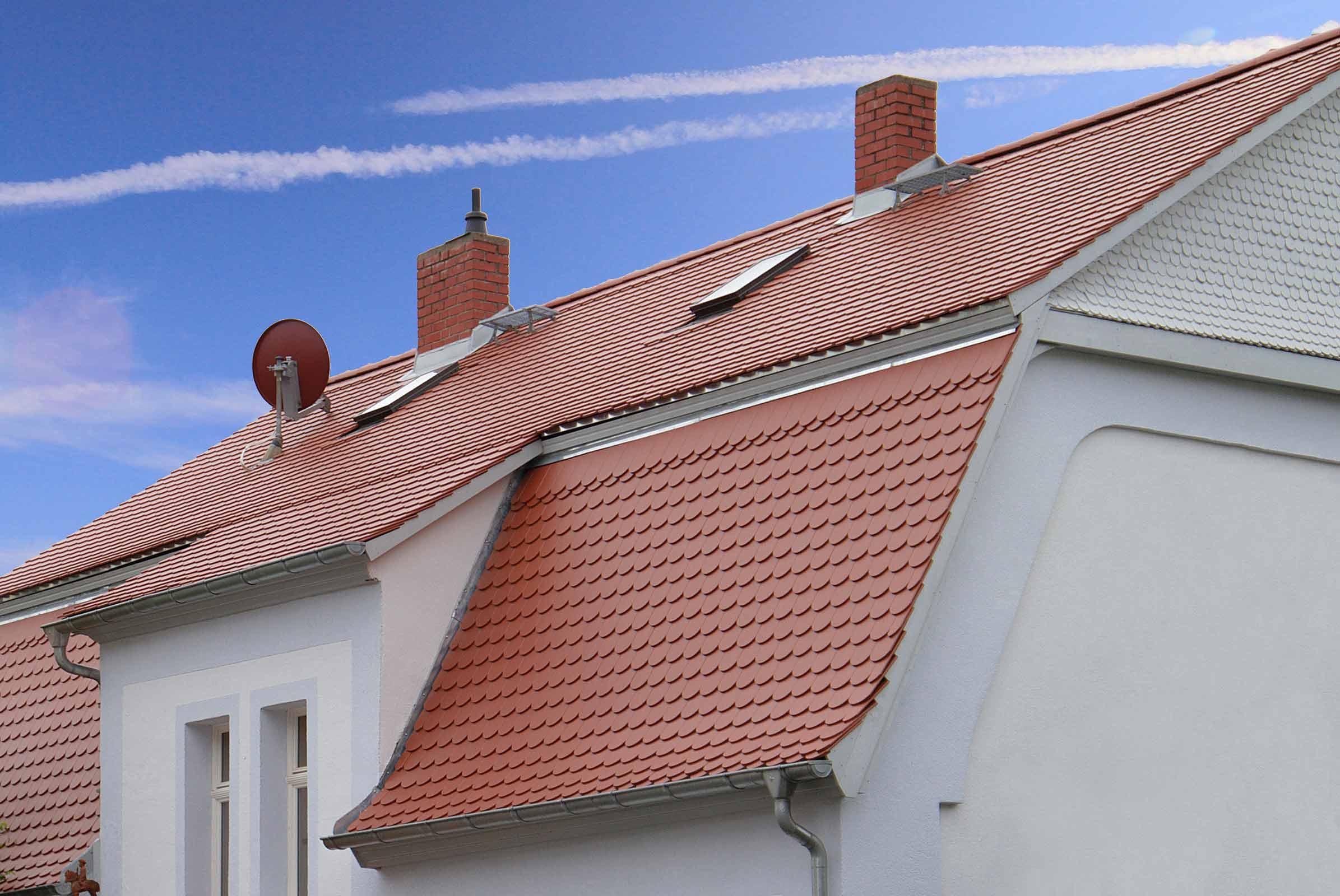 Die schönsten Dächer